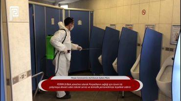 Perpa Coronavirüs Acil Durum Eylem Planı