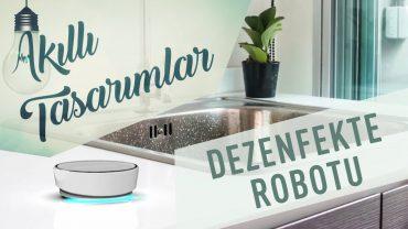 Dezenfekte Robotu