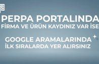 PERPA Portalına Firmanızı Kaydetmeyi Unutmayın