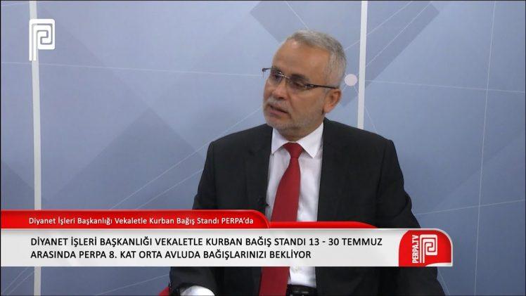 Şişli Müftüsü Mustafa Bilgiç ile Kurban, İbadet ve Güzel Ahlak Üzerine Sohbet
